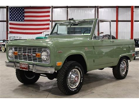 1966 1977 ford broncos for sale 1966 to 1977 ford bronco for sale on classiccars 91