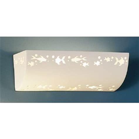 Coastal Vanity Light Fish Vanity Light For An Themed Bathroom House Bathroom Lighting