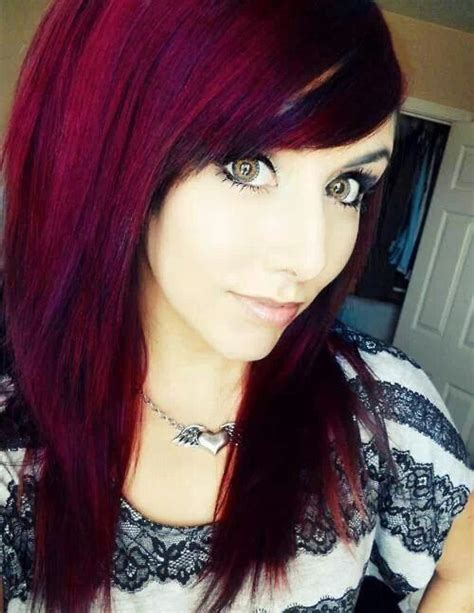 splat crimson obsession works on burgundy hair without bleach 1000 ideas about splat hair dye on pinterest splat hair