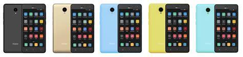 Haier G7 Smartphone Sun by Warnai Harimu Dengan Smartphone Trendi Haier G7