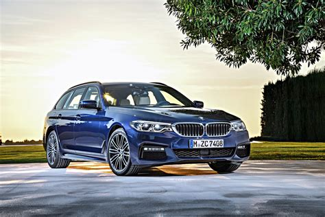 Bmw 4 Series Wagon by 2017 Bmw 5 Series Touring G31 Launch Are About