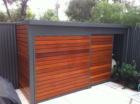 Pool Equipment Shed by Parkside Pool Enclosure