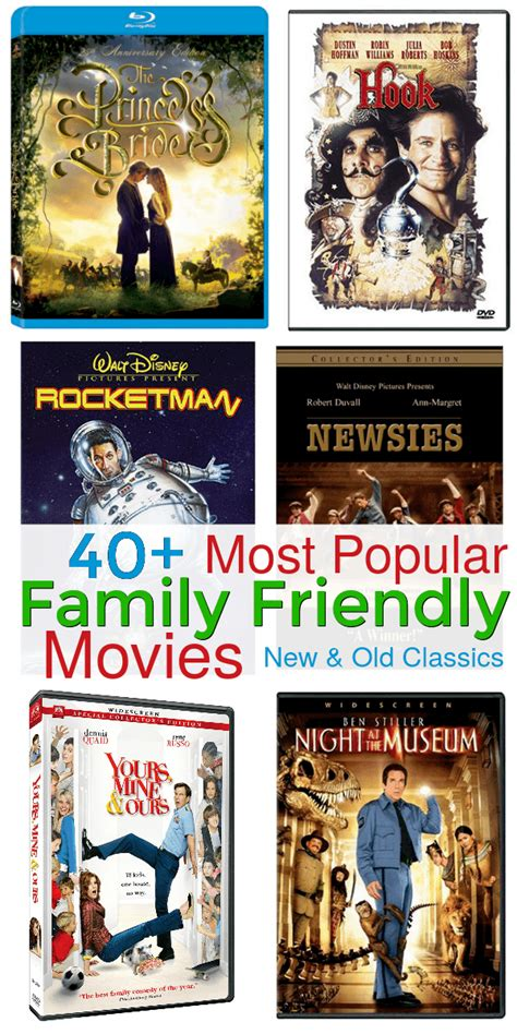family movies popular family friendly movies for family movie night