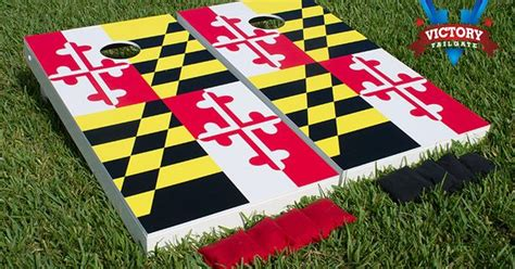 Meryland Set Set Gamis maryland flag set we can make this