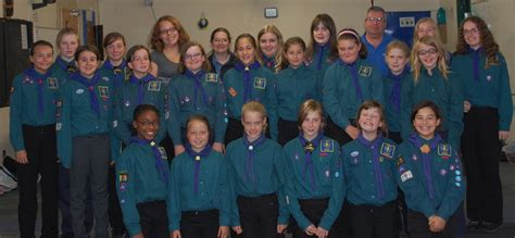 The Scout scouts 1st bedworth
