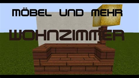 Mobel Minecraft