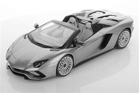 lamborghini aventador s roadster occasion lamborghini aventador s roadster 1 18 mr collection models