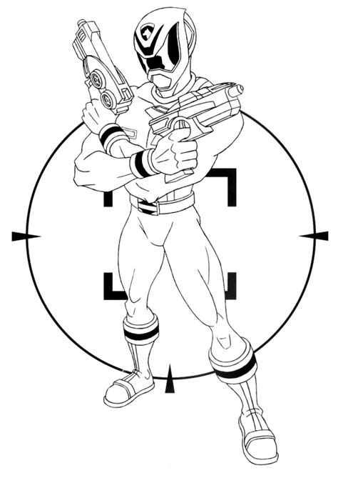 red power rangers coloring games coloring pages