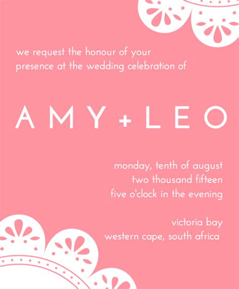 Wedding Invitation Canva by Design A Beautiful Custom Wedding Invitation Canva