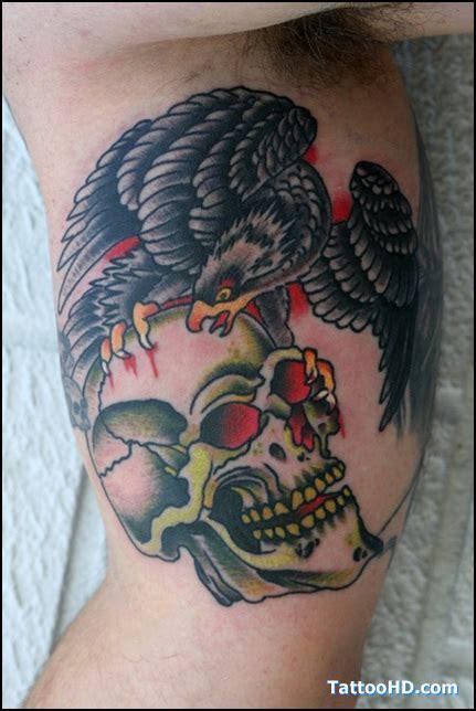 biomechanical eagle tattoo biomechanical tattoos page 49