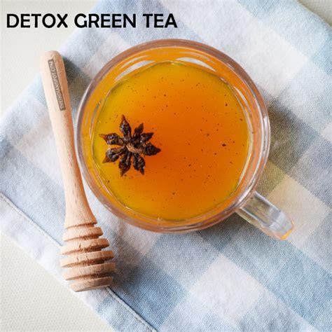 Does Green Tea Help You Detox by Diy Detox Green Tea