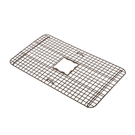 Kitchen Sink Bottom Grid Vigo 19 25 In X 16 875 In Kitchen Sink Bottom Grid In Stainless Steel Vgg1915 The Home Depot