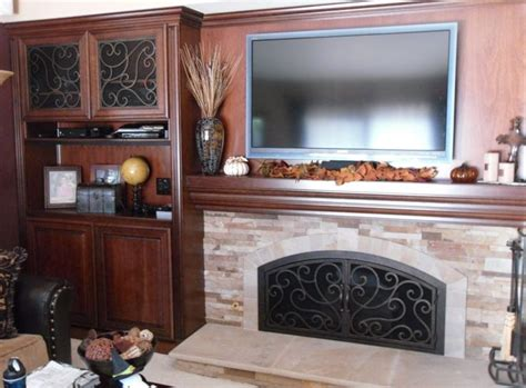 1000 images about our specialty fireplace gates on
