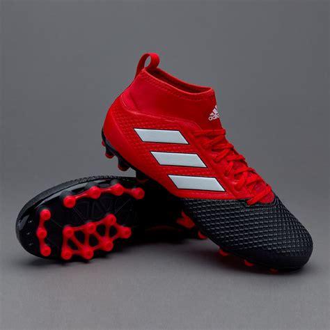 Sepatu Safety Adidas sepatu bola adidas ace 17 3 primemesh ag white black