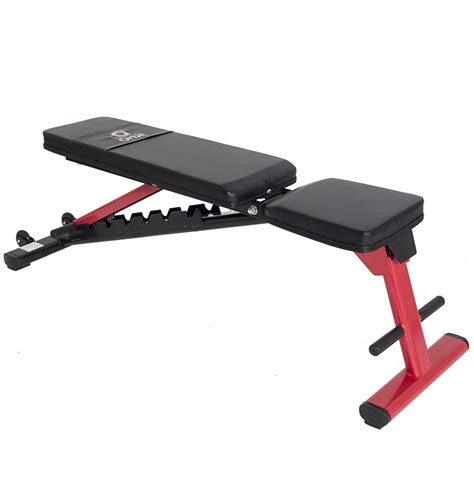 fold away weight lifting bench weight training workout bench foldable obb1104 orbit