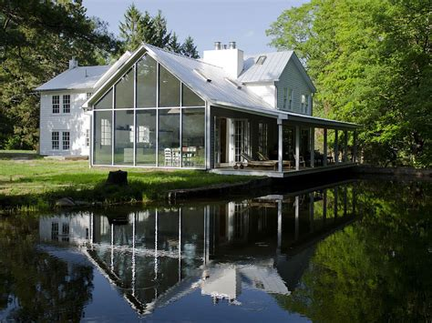 floating farmhouse floating farmhouse respects the history and the