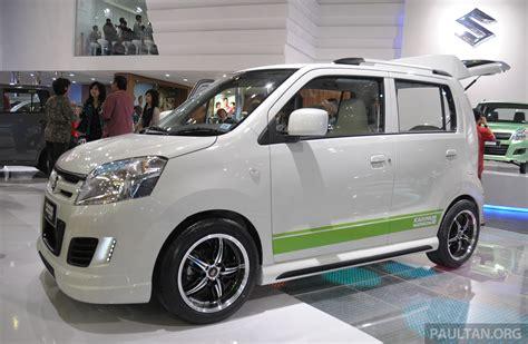 Suzuki New Karimun New Suzuki Karimun Wagon R And Stingray At Iims Image 199939