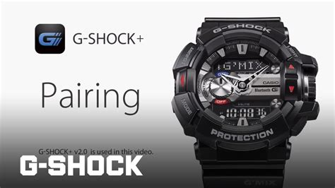Casio G Shock Gba 400 Gmix Merah g shock gba 400 how to pair with g shock v2 0