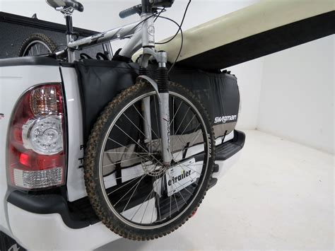 swagman truck bed bike rack 2014 nissan frontier truck bed bike racks swagman