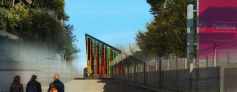 pavillon 1 porte de versailles expo porte de versailles facade