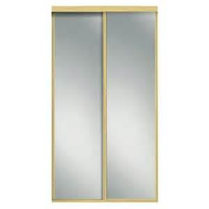contractors wardrobe 96 in x 81 in concord mirrored