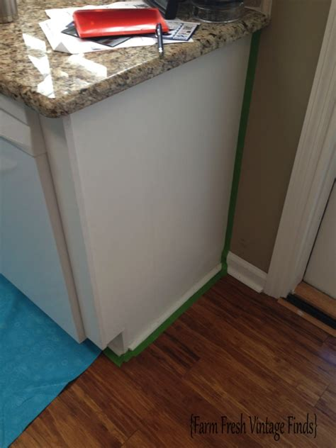 Painting Thermofoil Kitchen Cabinets Painting Thermofoil Kitchen Cabinets Hometalk