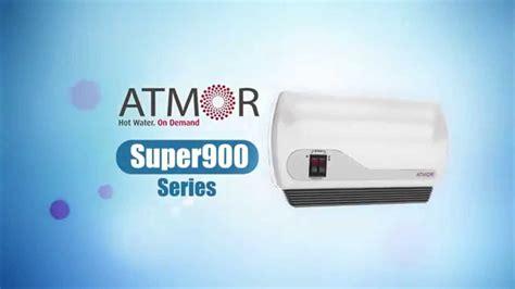 Atmor Instant Water Heater atmor 900 series tankless electric water heaters