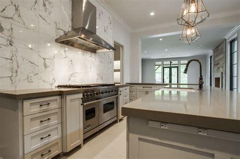 Vicostone Luna Gray   Contemporary   kitchen   BD Home