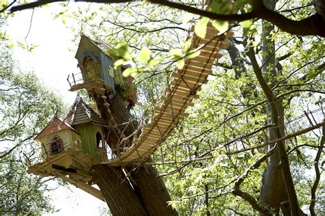Treehouses by Bewilderwood Thebroads Tv Thebroads Tv