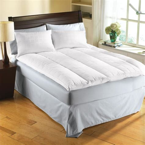 Firm Pillow Top Mattress Pad by Pillow Top Mattress Pad Healthy Way To Sleep