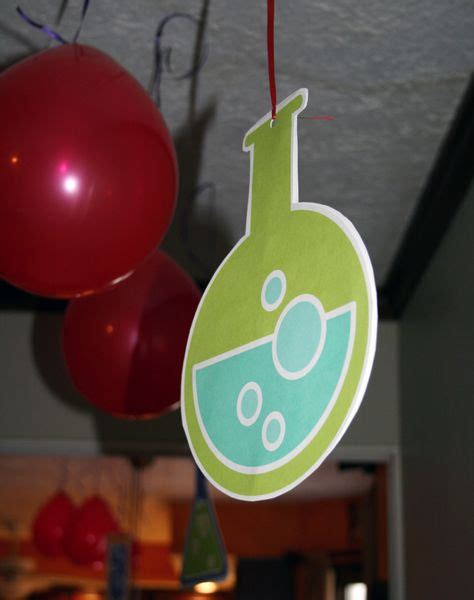 Science Decorations by Science Decorations Mad Science And Decoration On