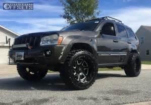 wheel offset 2005 jeep grand aggressive 3 5