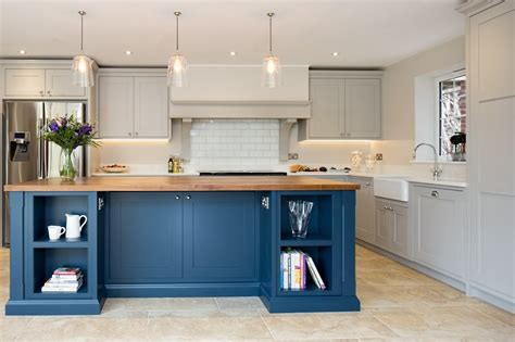 blue kitchens grey and blue kitchen top 25 best blue grey kitchens ideas