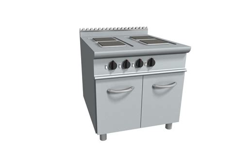 Range Cooker 1061 by Electric Range L9 Cqe4bc Casta