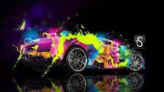 colorful cars lamborghini murcielago bright colors car 1920 215 1080 www el