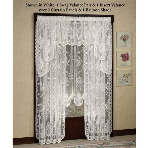 voile curtains ireland curtain enchanting lace curtain irish for adorable home