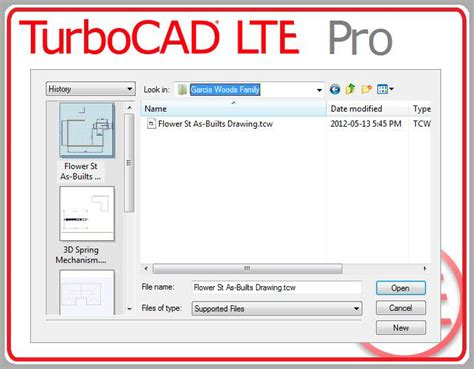 turbocad lte 4 and lte 4 pro review caddigest
