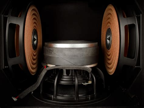audio centre definitive technology supercube  speakers