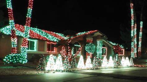 las vegas best holiday light display a hypnotist s