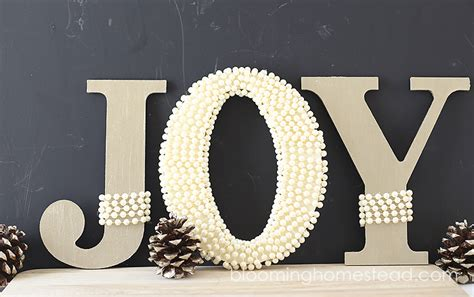 printable joy letters joy letters blooming homestead