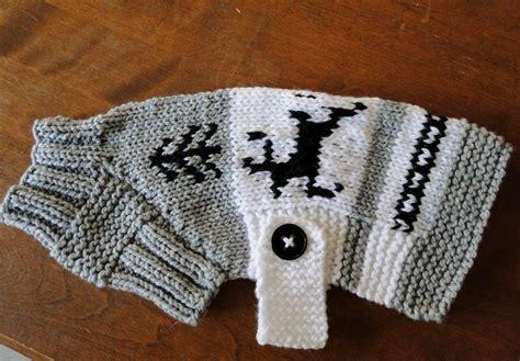 dog jumper pattern knitting canadian knitwear designers and artisans true north knitting