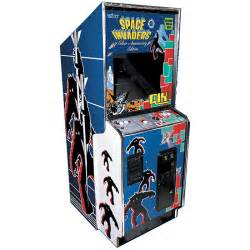 space invaders cabinet arcade space invaders