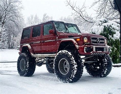 mercedes truck lifted 17 best images about mercedes g wagon on g