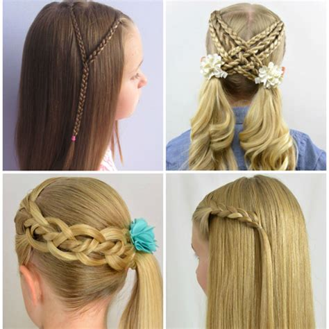 easy hairstyles for school no braids hairstyle gallery in hairland
