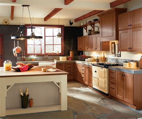 rustic oak kitchen cabinets arts and craft kitchen cabinets pictures of kitchens