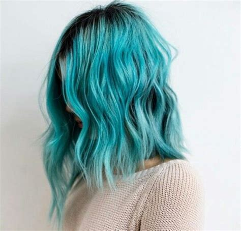 turquoise hair color best 25 turquoise hair ideas on teal hair