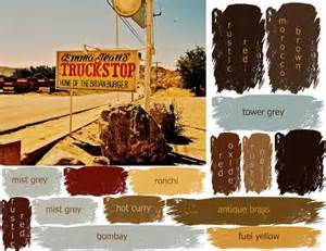 rustic color schemes rustic color palettes on pinterest rustic paint colors