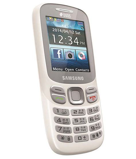 samsung b313e samsung metro b313e white feature phone at low prices snapdeal india
