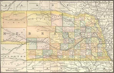 map usa nebraska maps usa states n r