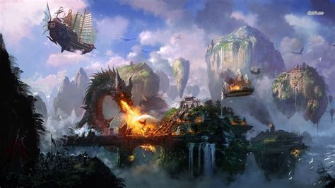 wallpaper for desktop 1366x768 high resolution fantasy wallpapers group 76
